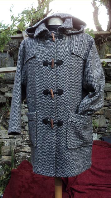Capes & Shawls in Irish wool handmade in Ireland