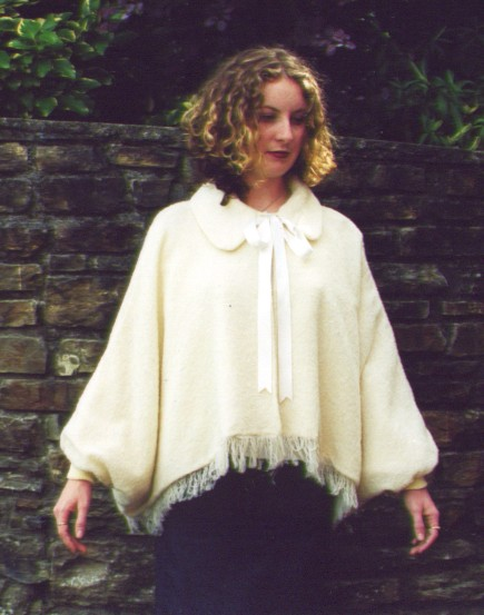 1e2fac91c5 Capes & Shawls in Irish wool handmade in Ireland